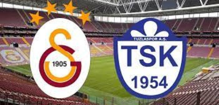 Galatasaray Tuzlaspor maçı şifresiz hangi kanalda? GS Tuzla maçı ne zaman, saat kaçta?