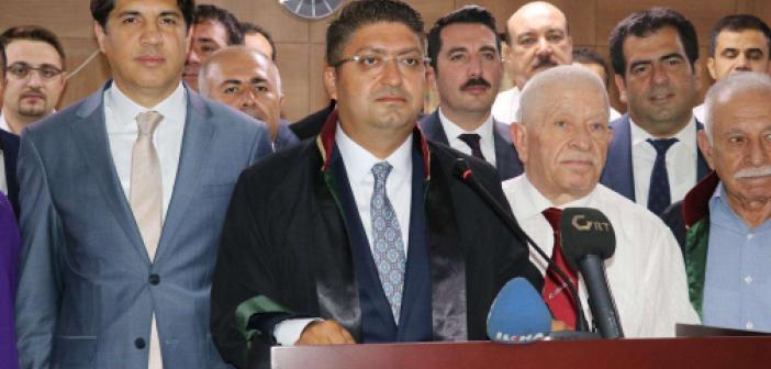 Gaziantep Baro Başkanlığına İskender Kahraman seçildi