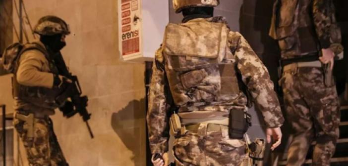 Gaziantep'te FETÖ, PKK ve DAİŞ operasyonu: 2 zanlı tutuklandı