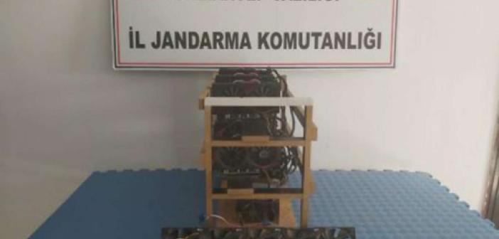 Gaziantep'te kripto para operasyonu: Bir gözaltı