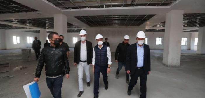 Gaziantep'te kültür ve spor merkezi yapılacak