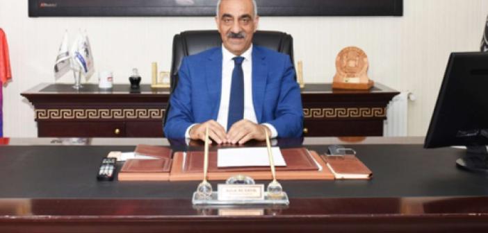 """Hilvan Belediye Başkan'ı Bayık """"21 Ekim Dünya Gazeteciler Günü""""nü kutladı"""