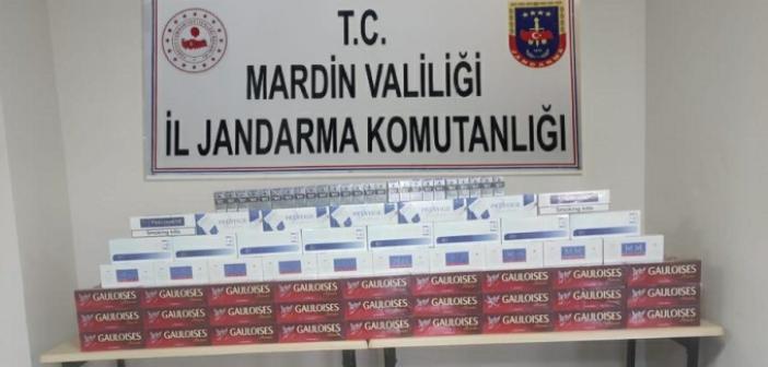 Jandarma'dan 'Çantacı' Operasyonu