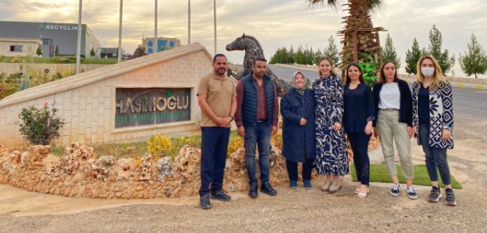 Kalyoncular, Haşimoğlu Tesisine hayran kaldı