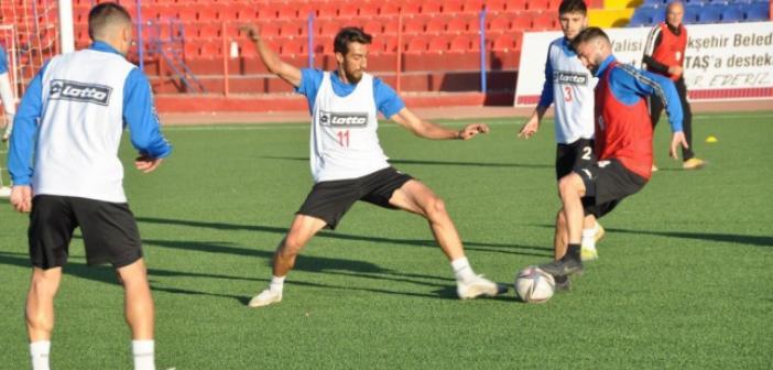 Kırıkkale Büyük Anadolu Spor maçı hazırlıkları başladı