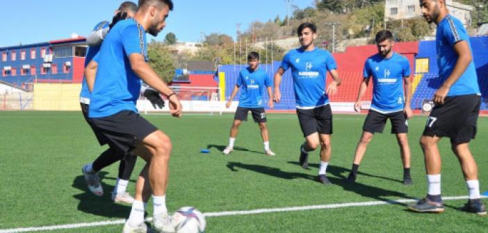 Mardin 1969 Spor, Erok Spor maçı hazırlıklarına başladı