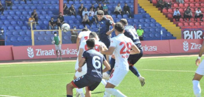 Mardin 1969 Spor kupada 3. Tur'a yükseldi