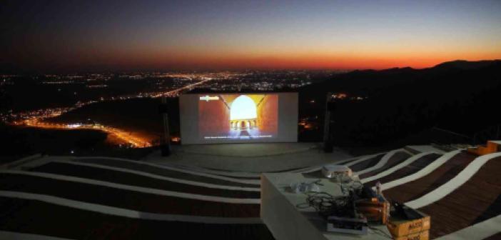 Mardin açık hava sineması yakında izleyicisiyle buluşuyor