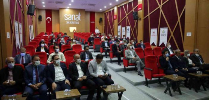 Mardin'de sürdürülebilir şehirler toplantısı yapıldı