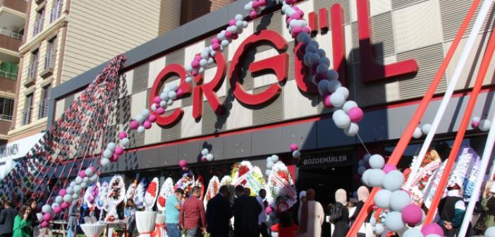 Mardin'in En Büyük Mobilya Mağazası 'Ergül Mobilya' Açıldı