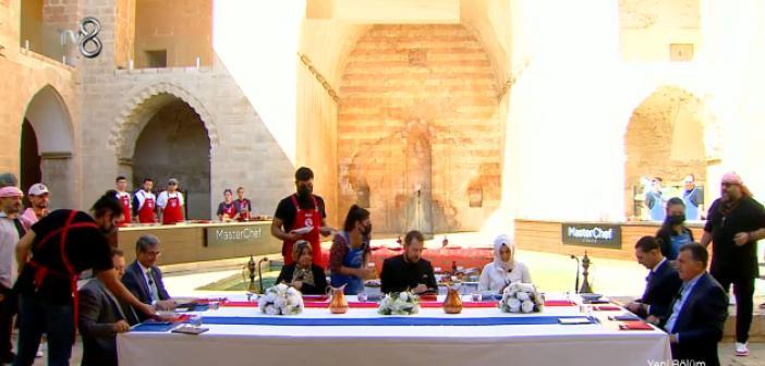 MasterChef Türkiye programı çekimleri Mardin'de yapıldı