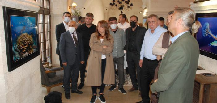 Midyat'ta fotoğraf sergisi açıldı