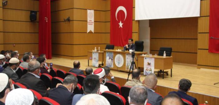 Midyat'ta Mevlid-i Nebi programı düzenlendi