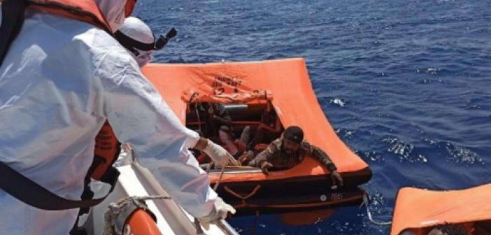 Muğla'nın Fethiye ilçesinde 27 düzensiz göçmen yakalandı