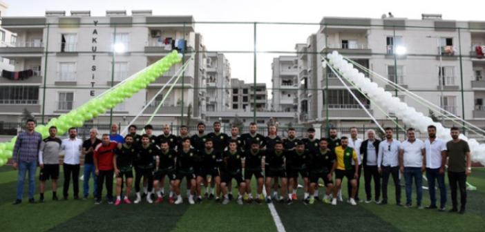 Nusaybin Belediye Spor, Futbolcularını Tanıttı
