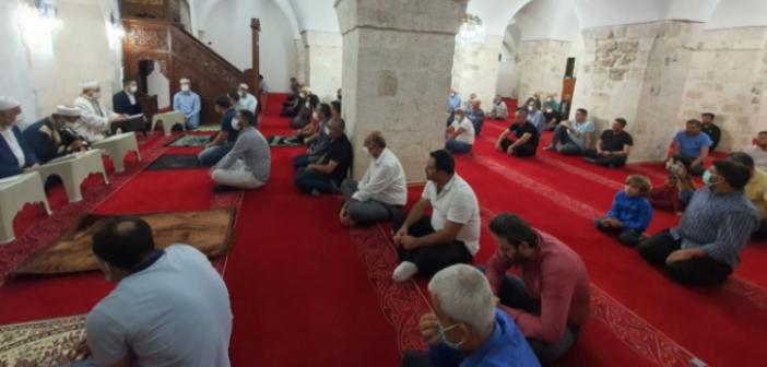 Nusaybin'de Mevlid Kandili Coşkusu
