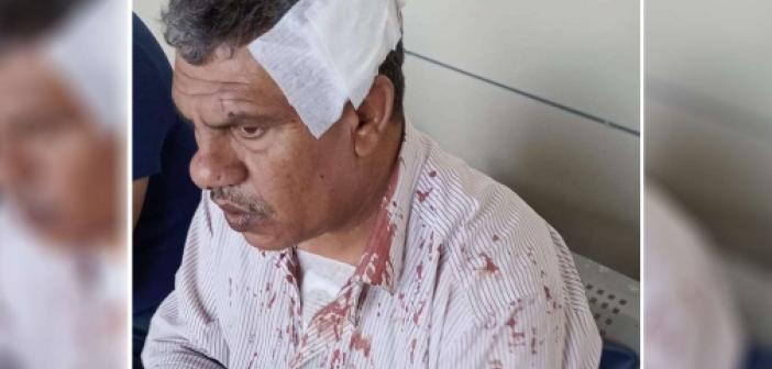 Oğlunu uyuşturucu satıcılarından kurtarmak isteyen baba saldırıya uğradı