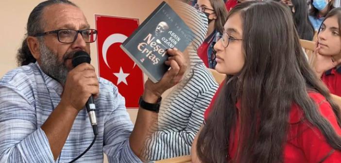 Öğrenciler Kitap Okumaya ve Yazarlığa Teşvik Ediliyor