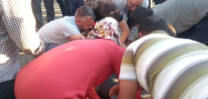 Şanlıurfa'da motosiklet ile kamyonet çarpıştı: Bir ağır yaralı