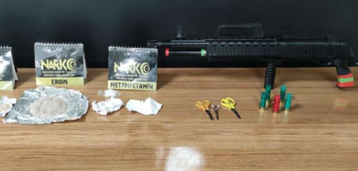 Şanlıurfa'da uyuşturucu operasyonu: 8 tutuklama