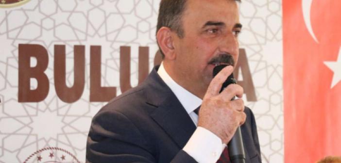 Siirt Valisi Hacıbektaşoğlu: Kentsel dönüşüm, Siirt'in kalkınmasına katkı sağlayacaktır