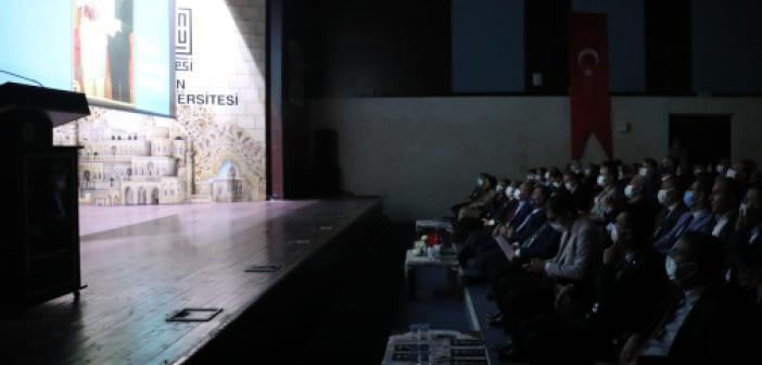 """Vali Demirtaş """"7 Kibele Belgesel Gösterimi"""" Programına Katıldı"""