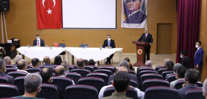"""Vali Demirtaş: """"Bugünün ve geleceğin Mardin'ini el birliğiyle inşa ediyoruz"""""""